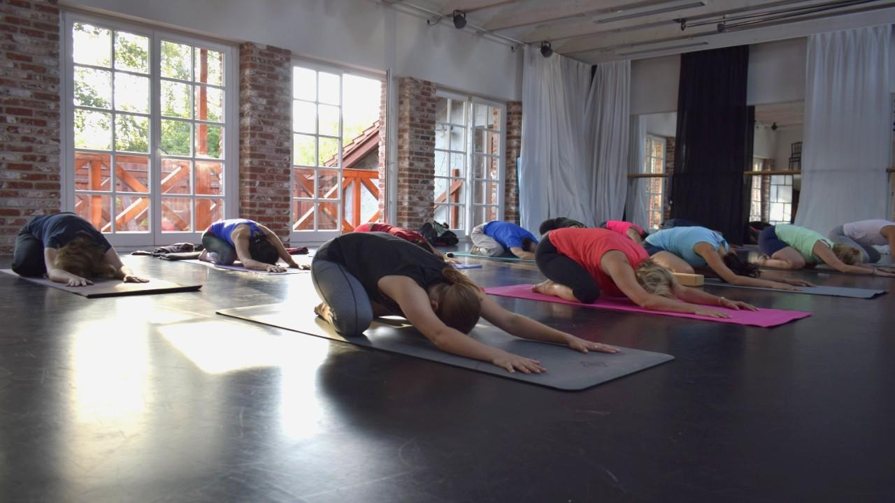 prodloužený víkend s jógou v Americe
